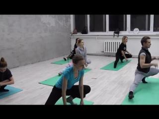 Академия Шпагата - авторская методика как сесть на шпагат от проф. артистов балета