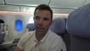 Carlos Marchena, de Vuelta a Sevilla  Reflexiones en el Avión de la Selección