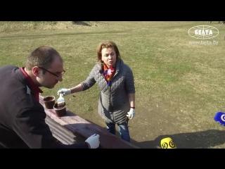 Акция Обустроим малую родину стартовала в Минске