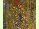 Gustav Klimt Obras seleccionadas Música Bethoven, Chopin, Mozart-Consuelo Albert Más