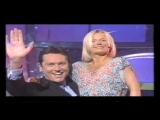 Geri Halliwell - It's Raining Men @ The Brian Conley Show 04.05.2001