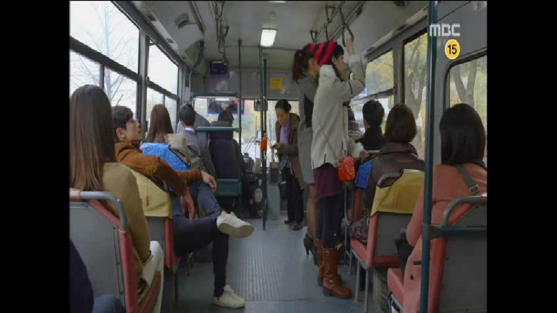 Мистер Бэк 3серия Случай в общественном транспорте Хён делает всё по своему club mr back role play