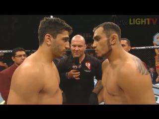 Подборка нокаутов Тони на TUF_UFC