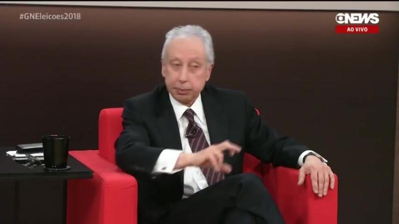 Economistas dos Candidatos - Persio Arida - AlckminPSDB