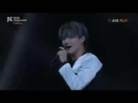 180930 KCON Thailand - GOT7 - Lullaby fan games talk