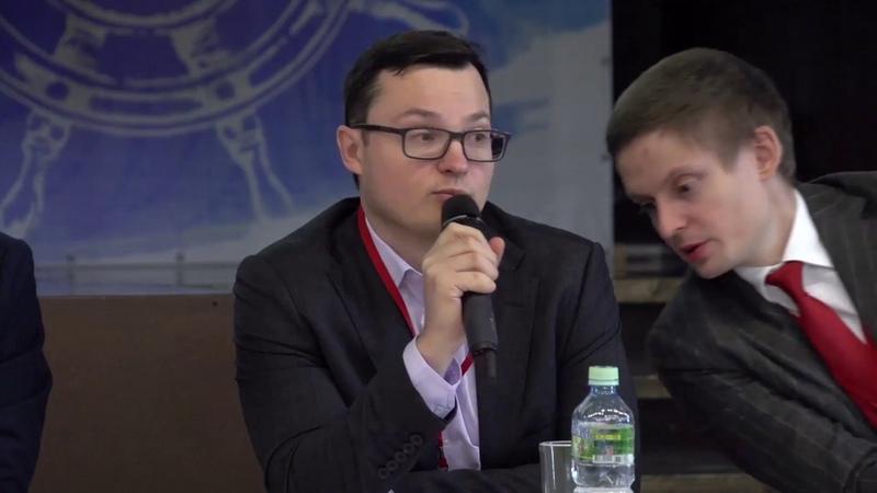 Российские Брокеры Круглый стол 26 конференция смартлаба