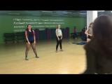 Twerk Alex Fitness Samara Chigenyova flo ride