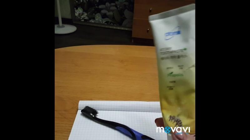 Обзор зубных щеточек от Атоми