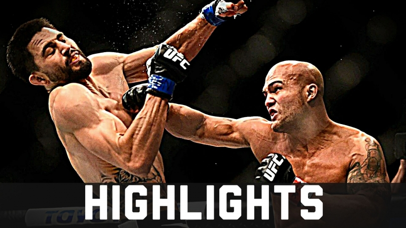 Robbie Lawler vs. Carlos Condit ● Fight Highlights ● HD