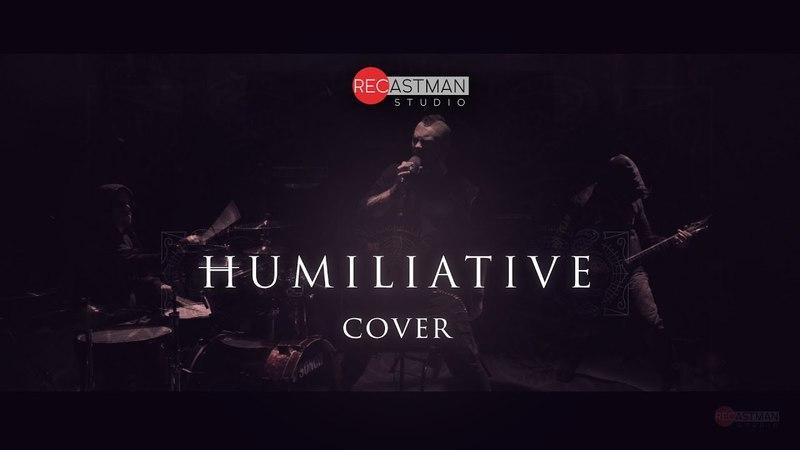 Meshuggah Humiliative cover Recast ft Alex Blake