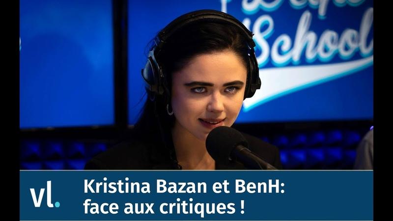 Kristina Bazan et HenH Face aux critiques