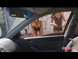 Уличные проститутки на трассе в Мексике