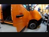 Защита от угона Renault Master - Замки капота