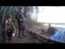 [Юрий Тетерин] Весенняя рыбалка с ночёвкой в хорошей компании - Болен Рыбалкой №339