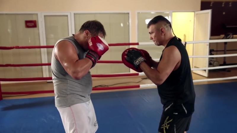 EnergyLifeNL Костя Цзю бокс для начинающих Удары снизу с уклоном вправо Мастер класс от КОСТИ ЦЗЮ