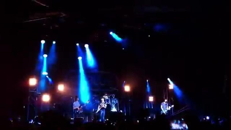 20120922 CNBlue - Kimio [Live at London indigO2]