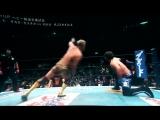 Okada Kazuchika - Running uppercut