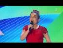 Красная фурия - Приветствие (КВН Премьер лига 2018. Первая 1/4 финала)