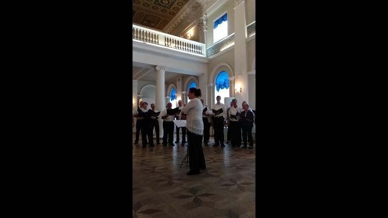 17_Немецкий хор Westfalenchor (дирижёр Татьяна Хундт)