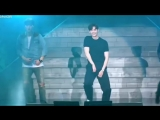 Ли Чон Сок танцует PSY - New face