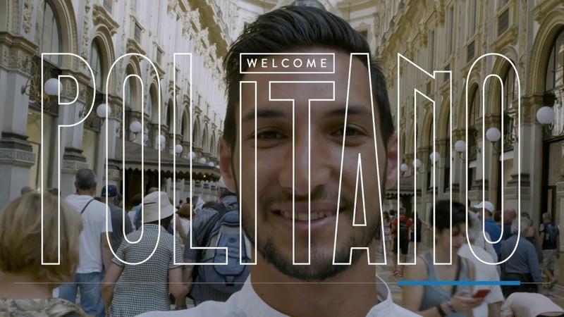 MATTEO POLITANO | WelcomeMatteo | Inter 2018/19 🤳🏰🐍