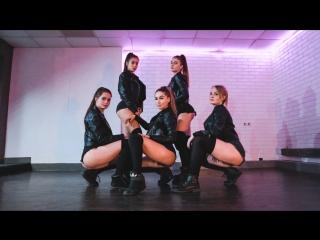 Choreo by KRISTINA KORETSKAYA| CB ft. Clark & Chelsy Carter - Get Real Nasty