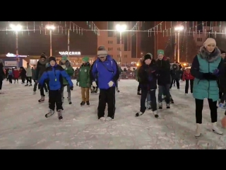 Турнир Зеленого фитнеса в Альметьевске
