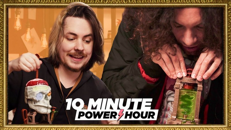 Candy Makin' Candy Men 10 Minute Power Hour