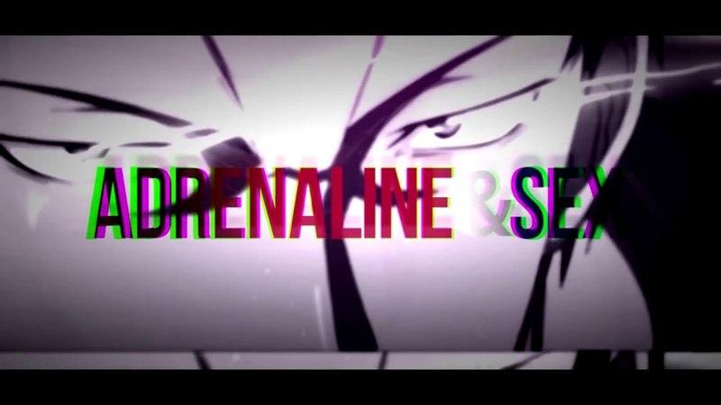 Aomine kagami   adrenaline and sex