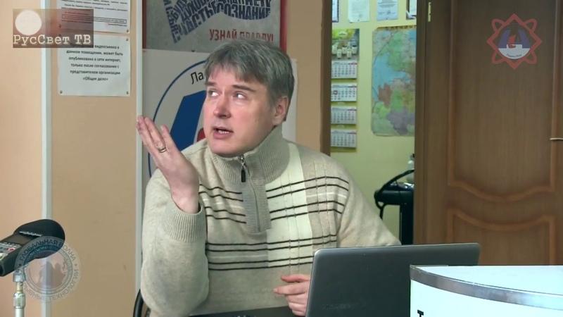 Ч. 1 (из 10). Яшкардин Владимир. Эпоха перемен: 1698-1717-1727-1775 гг.