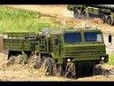 БАЗ-6402-ВОЩИНА-1 аналог МЗКТ-6906 - трёхосный седельный тягач 400 л.с., полуприцеп 32700 кг
