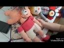 Amigurumi zeynep bebek gövde yapımı