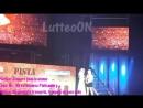 Soy Luna Live Barcelona Luna y Matteo se ponen nerviosos tras el casi beso 3