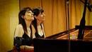 Brahms - Hungarian Dance No. 20 Poco allegretto - Vivace / Fabiana Paula Chavez - Piano four hands