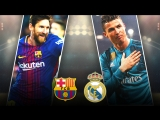 Промо. Барселона - Реал