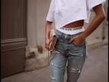 White x Denim - Micah Gianneli