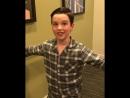 Iain Armitage on The Set Young Sheldon