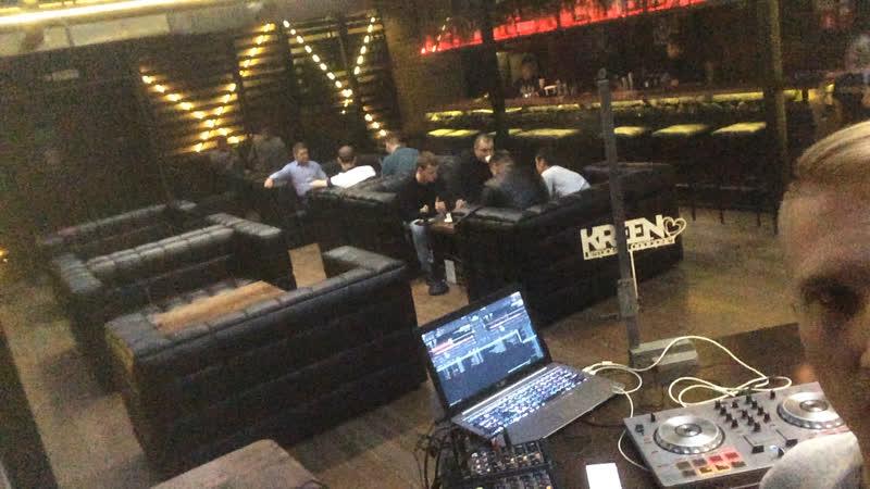 Kreen Bar PREparty live!