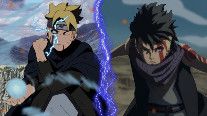 Boruto Naruto Next Generations 「 AMV 」Can You Feel My Heart