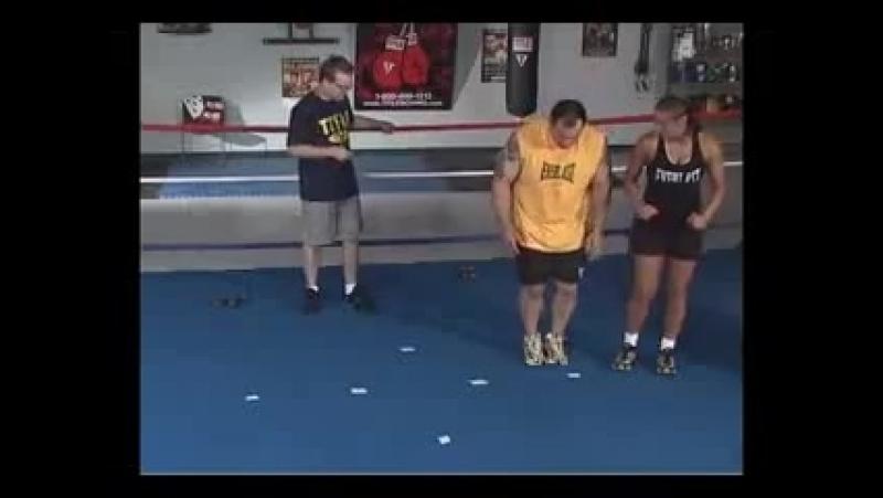 Фредди Роуч - ОФП для бокса 2