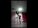 Margaret Doll_Exotic Pole Dance