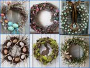 Top-35 Cute Rustic Easter Wreath Ideas - Spring Decor Inspo