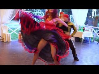 Видеосъемка. Шоу-балет