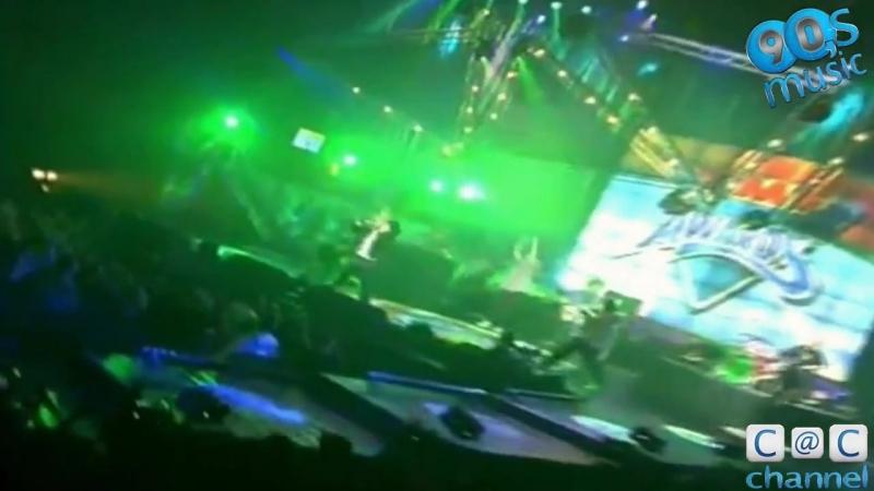 Bomfunk MC's – Freestyler (Live, 1999)