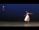 Вариация Люсиль Гран из балета Падекатр