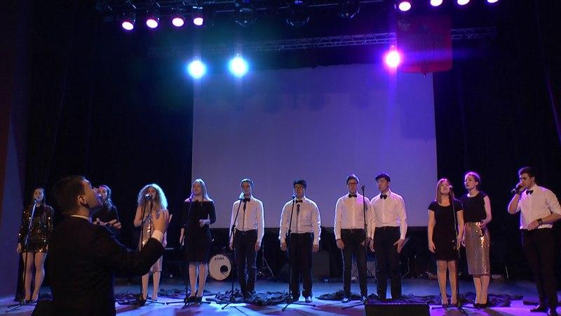Академический хор имени Егора Гайдука – «God rest ye merry gentlemen»