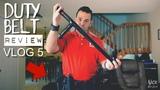 Nick Off Duty Police Duty Belt Review
