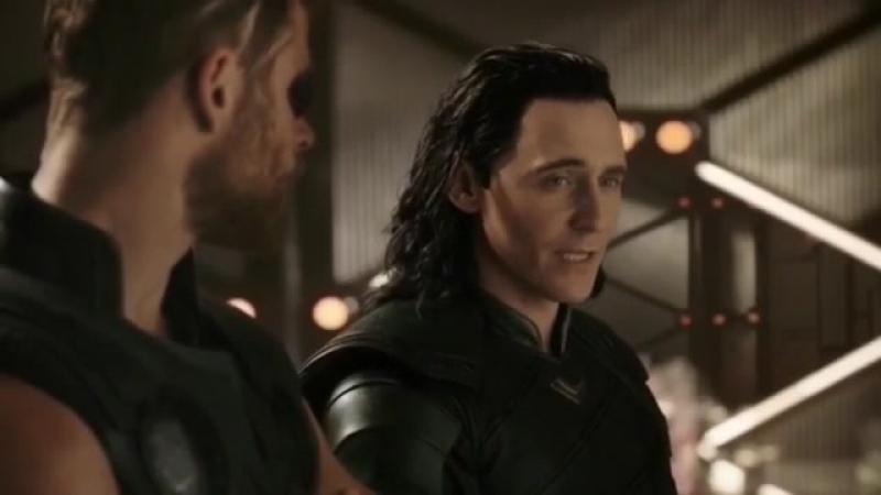 Loki Thor vine