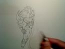Riven Phoenix The Sketch Book 03 The Sketch Book 2