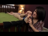 Amanda Turn Tied&Tickled
